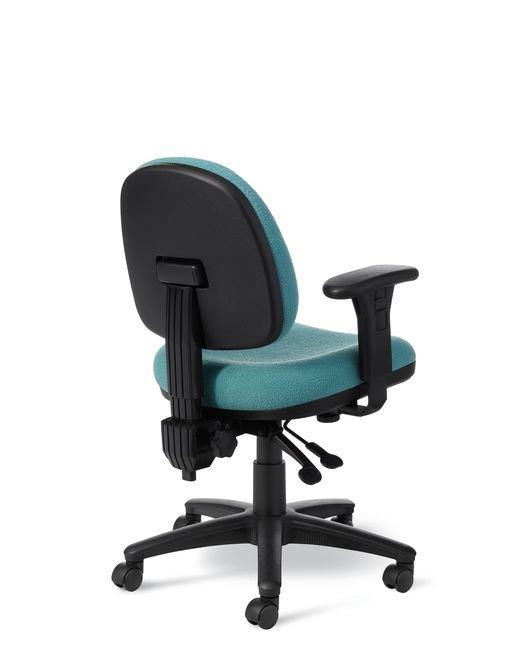 Back View - Office Master BC44 Office Chair