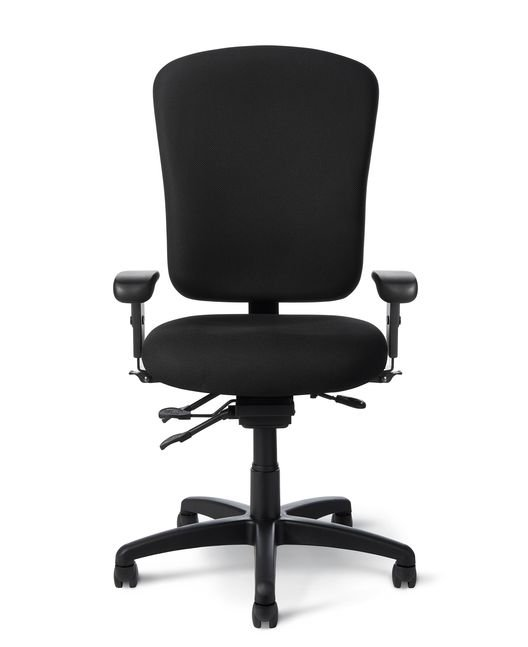 Office Master IU58 24-Seven Intensive Use Management Chair