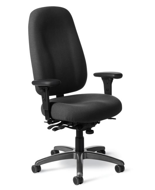 Office Master IU79HD Intensive Use Tall Build Ergonomic Chair