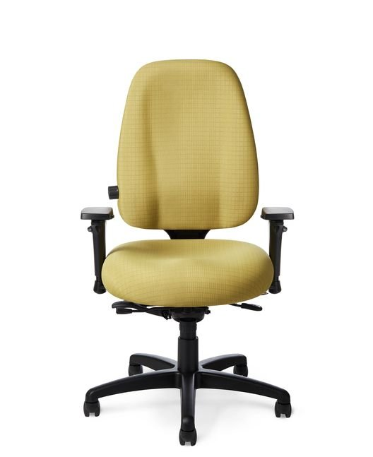 Office Master 7878 Paramount Large Build Multi Function Chair