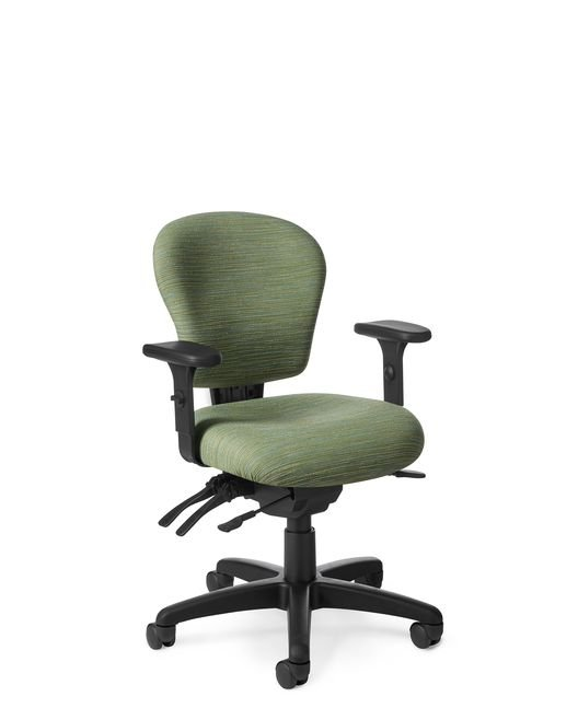 Office Master PA53 Patriot Value Series Small Build Chair