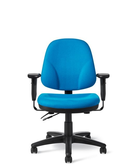 Office Master BC48 Ergonomic Budget Management Task Chair