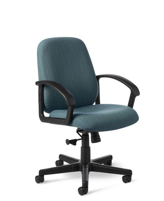 Office Master BC86S Sled Base Budget Side Chair