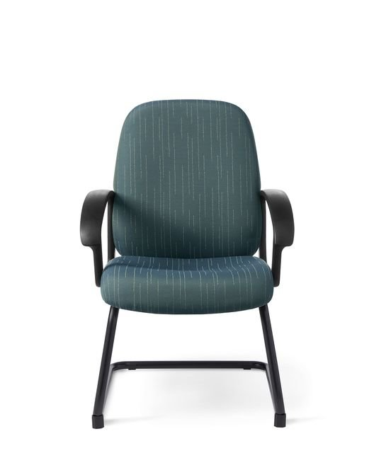 Office Master BC86S BC Series Mid Back Side Chair