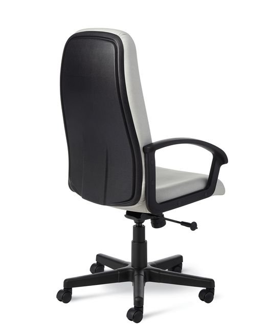 Back View - BC 87 Ergonomic Budget High Back Task Chair by Office Master