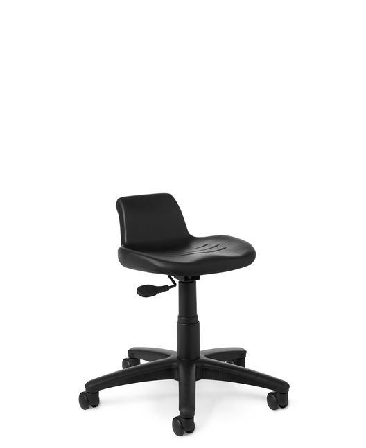 Office Master WS10 Affordable Low Maintenance WorkStool