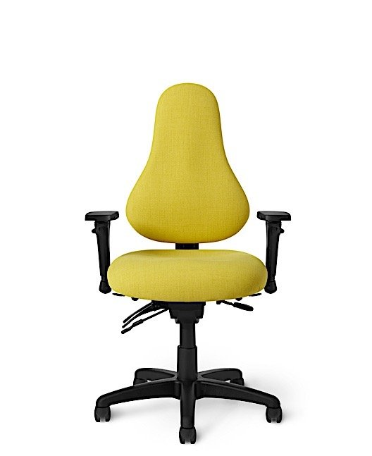 Office Master DB57 Discovery Back Ergonomic Task Chair