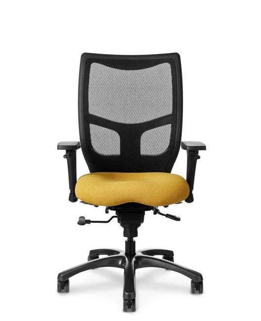 Office Master YS78 YES Series High Back Mesh Chair