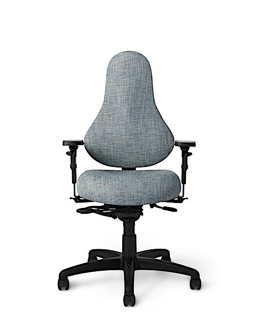 Office Master DB74 Discovery Back Cross Performance Chair