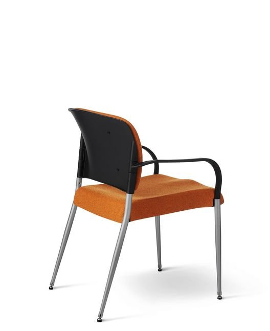 Back View - SG3W Stackable Guest Chair by Office Master
