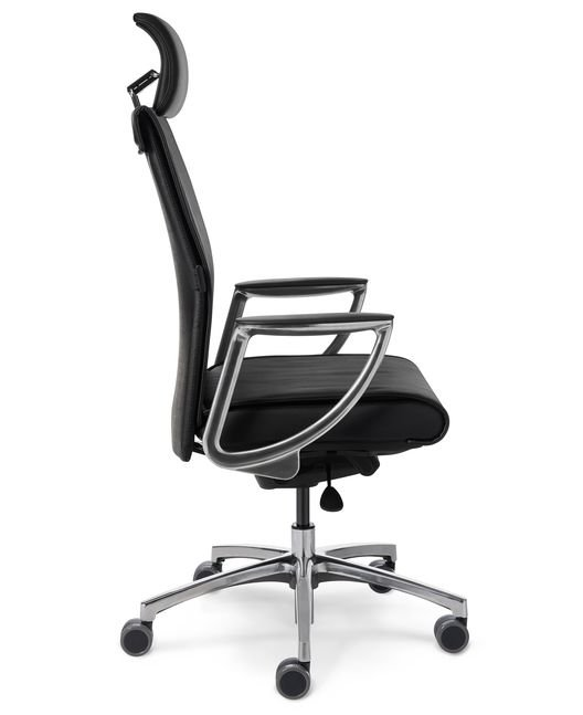 Side View - CE89 Conference Executive Chair by Office Master