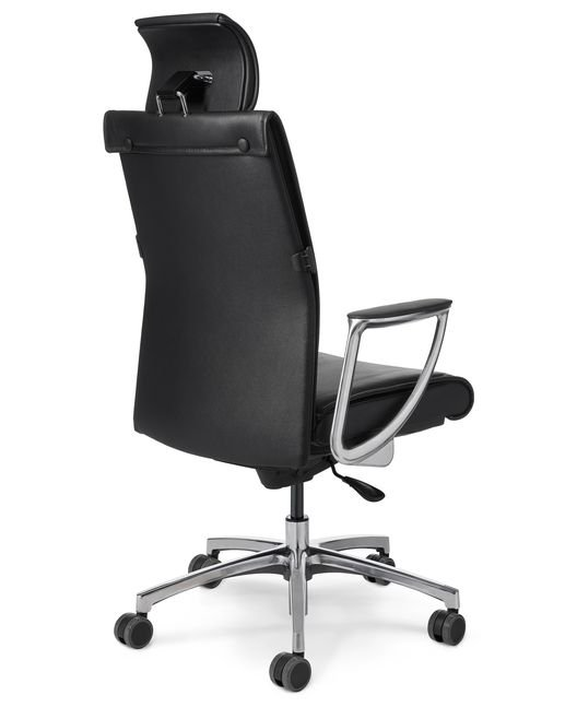 Back View - Office Master CE89 Conference Executive Series