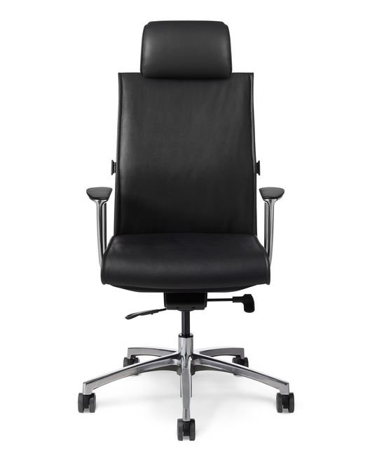 Office Master CE89 CE Series Conference Executive Leather Chair