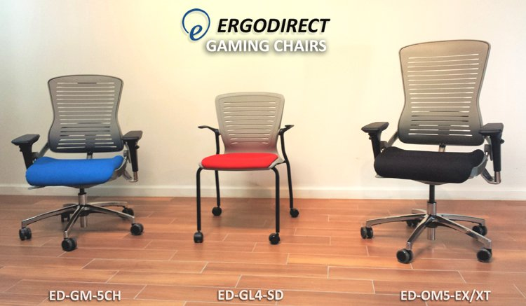 Comparison of Different Size Gaming Chairs