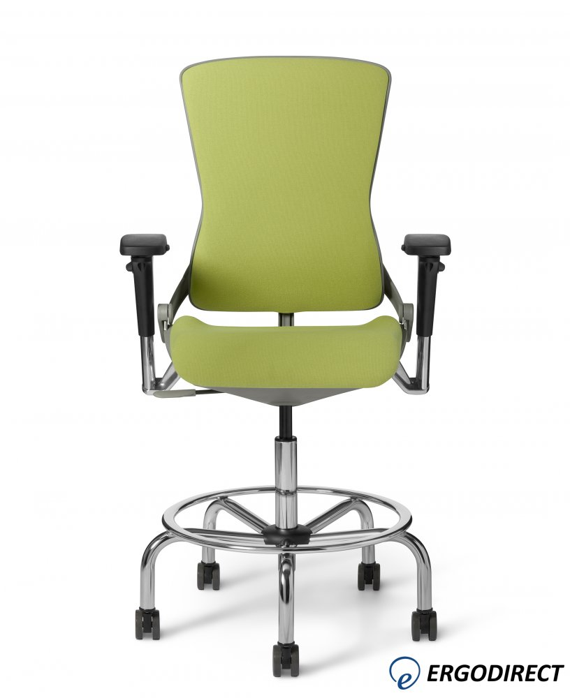 "OM5-EX Chair in GSP Base with Standard 8"" Cylinder"