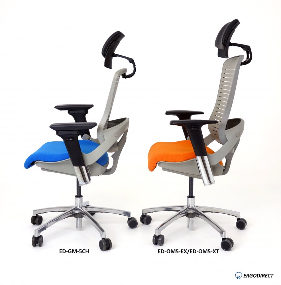 Gaming Chair Comparison with Elevated Headrest