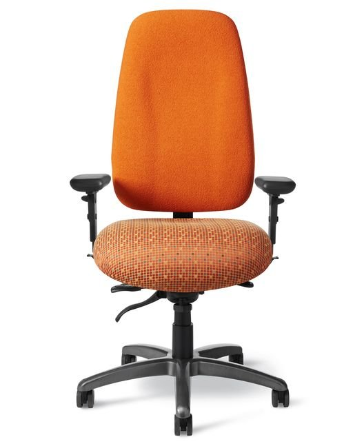 Office Master PTYM-XT PT Value Line Extra Tall Ergonomic Chair