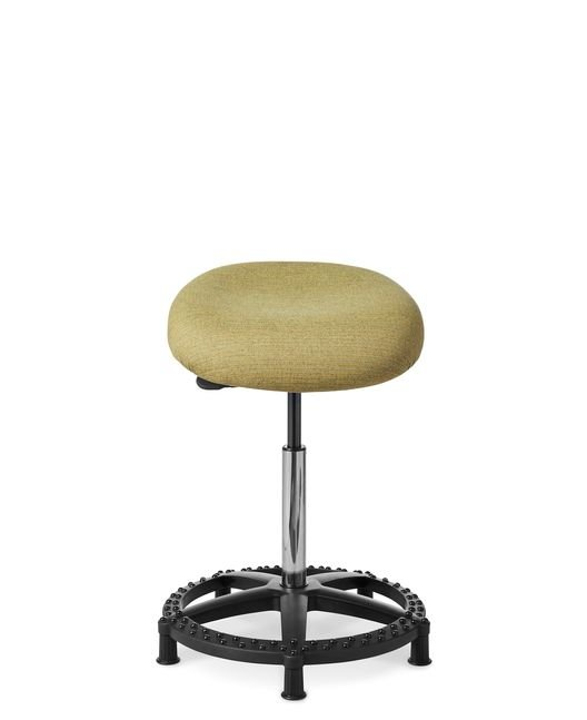 Office Master WS15VS Ergonomic Sit-Stand Work Stool