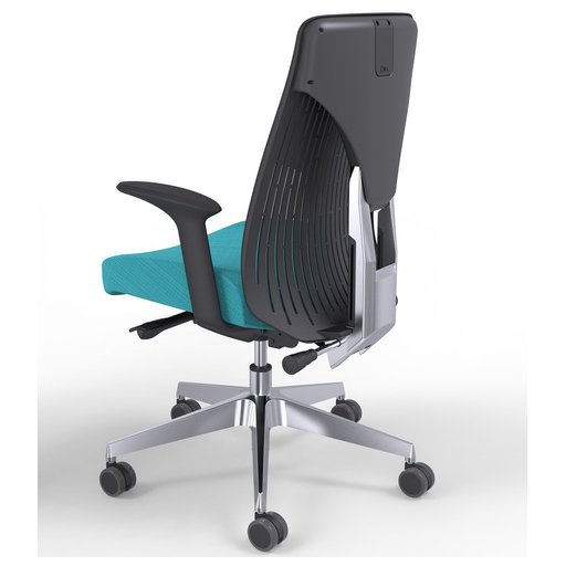 Office Master Ty628 Executive Synchro Truly Ergonomic Chair