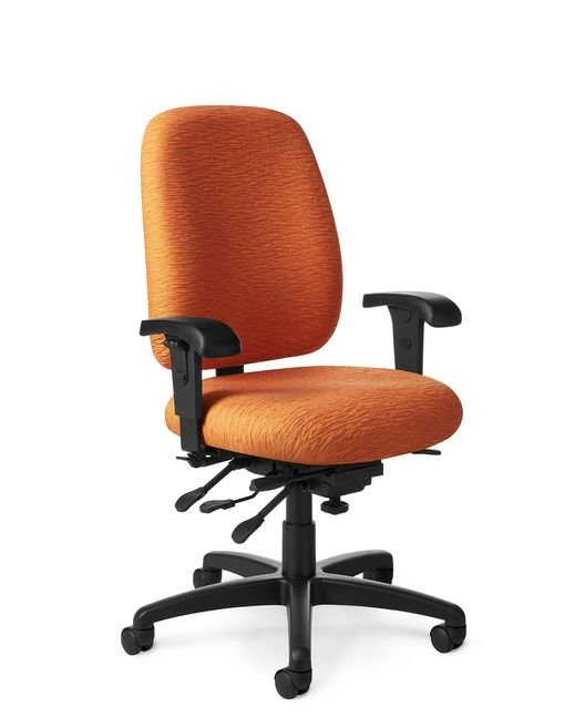 Office Master PT76N Tall Build Ergonomic Chair