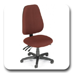 Office Master PA Value Line Full Function Task, Management, Executive Ergonomic Seating and Side Guest Chair