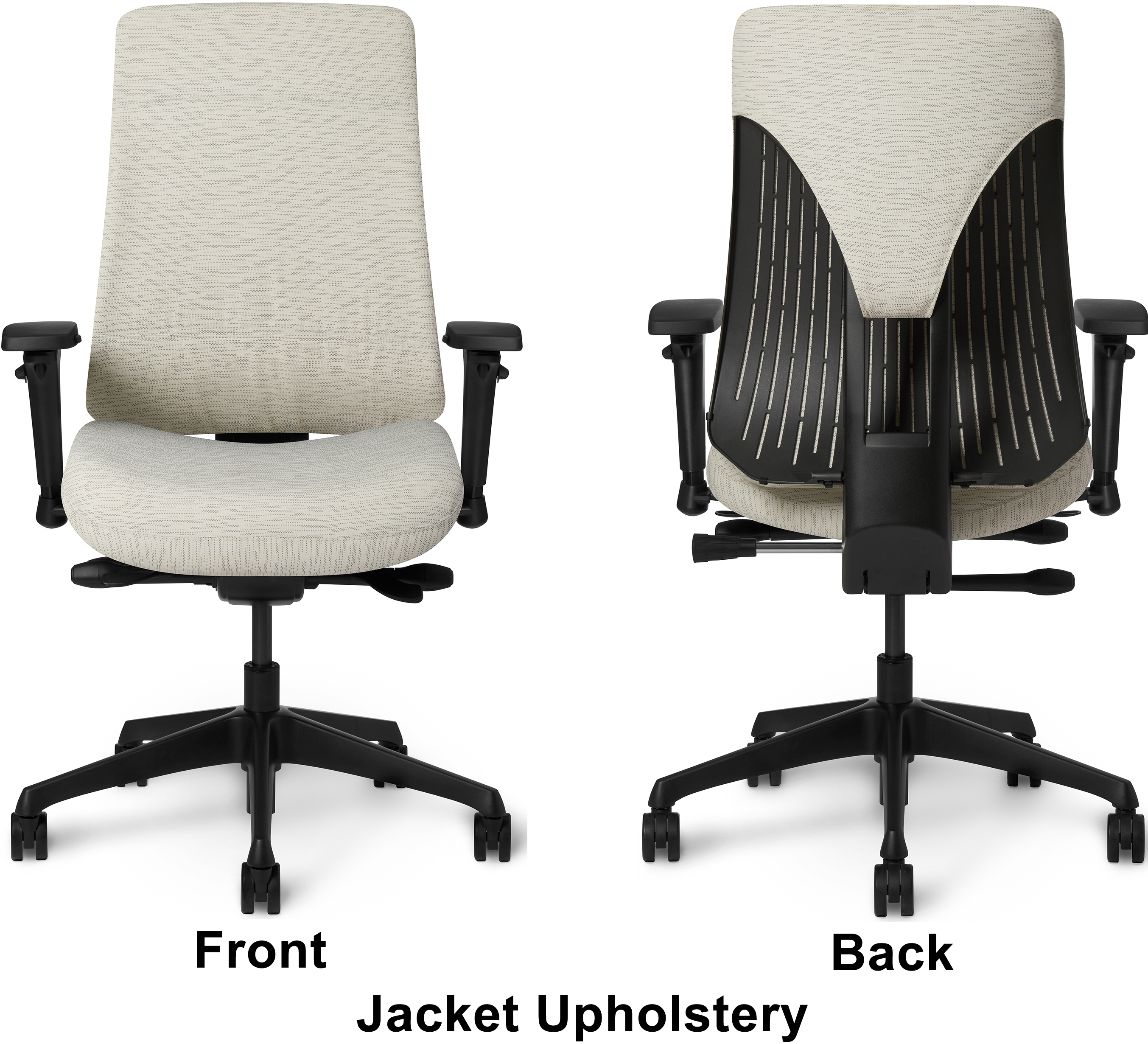 Truly- Jacket Upholstery