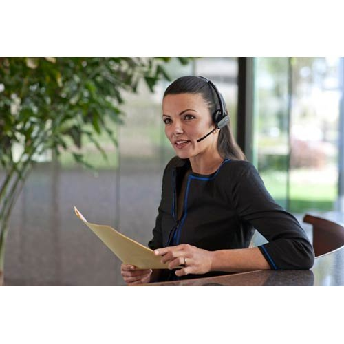 Plantronics Cs540 Convertible Wireless Dect Headset System
