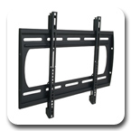 Premier Mounts P2642F Low-Profile Flat Panel Wall Mount up to 42 inch Displays