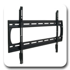 Premier Mounts P4263F Low-Profile Flat Panel Wall Mount up to 63 inch Displays
