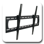 Premier P5080T Tilting Low Profile Wall Mount up to 80 inch Flat Panel Displays