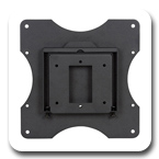 Premier Mounts PRF Flat Panel VESA Wall Mount up to 40 inch Displays