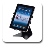 Premier IPM-300 Adjustable Mobile Stand for iPad