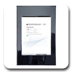 Premier IPM-700 Protected Fully Enclosed Mounting Frame for iPad