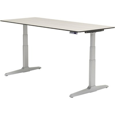 WorkRite Sierra HX Rectangular Electric Height Adjustable Table