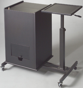 Balt 89821 Role Model Audio Visual Cart