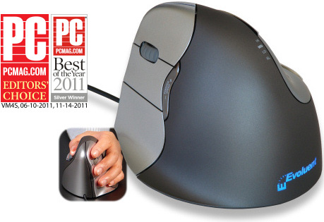 Evoluent VM4L VerticalMouse 4 Left Ergonomic Mouse