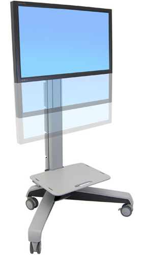 Ergotron 24-190-057 Neo-Flex Mobile Media Center LD Light Duty Grey 24190057