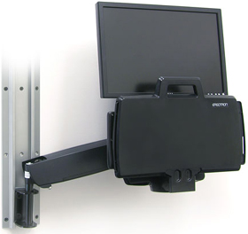 Folded image of Ergotron 45-215-200 StyleView HD Combo Black