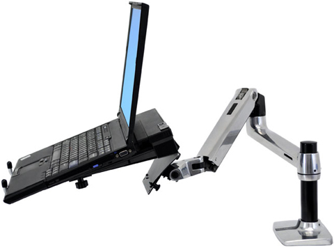 Ergotron LX Notebook Desk Mount Arm