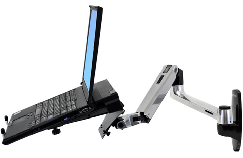 Ergotron LX Notebook Wall Mount Arm