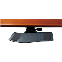Humanscale 300 Curved Single Mouse Or Dual Mouse Keyboard Tray