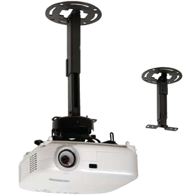 Rless Prs Exc Adjule Projector Up To 25 Lbs Ceiling Mount Only Prc
