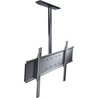 Peerless PLCM-UNL-CP Straight Column Ceiling Mount PLCMUNLCP for 32