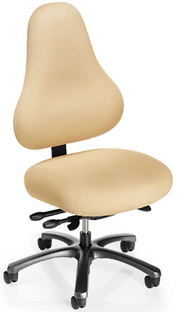 Office Master DB96 Discovery Back Healthy Back Executive Performance Chair