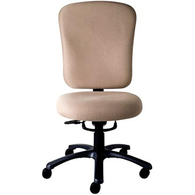 IU58 Intensive Use Tall Build Task Chair by Office Master