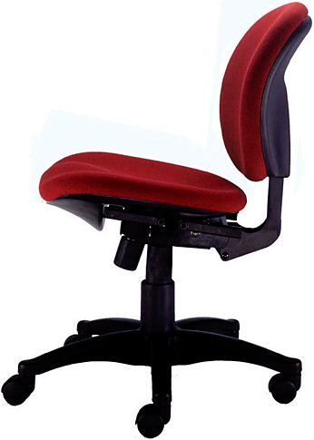 Office Master GL64EZ Glenworth Low Back User Friendly Ergonomic Task Chair