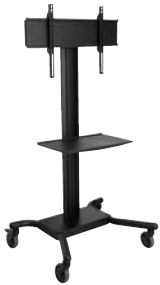Peerless SR560M SmartMount Flat Panel TV Cart for LCD Screens SR560 M