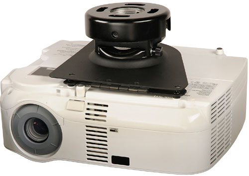 Peerless PRS-1 PRS Series Projector Ceiling Mount for Multimedia Projectors
