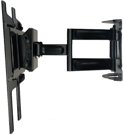 Peerless PA760 Paramount Articulating Wall Mount Arm extends 15.6 inch