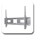 Peerless SF670 Universal Flat Wall Mount for 42-71 inch LCD Screen